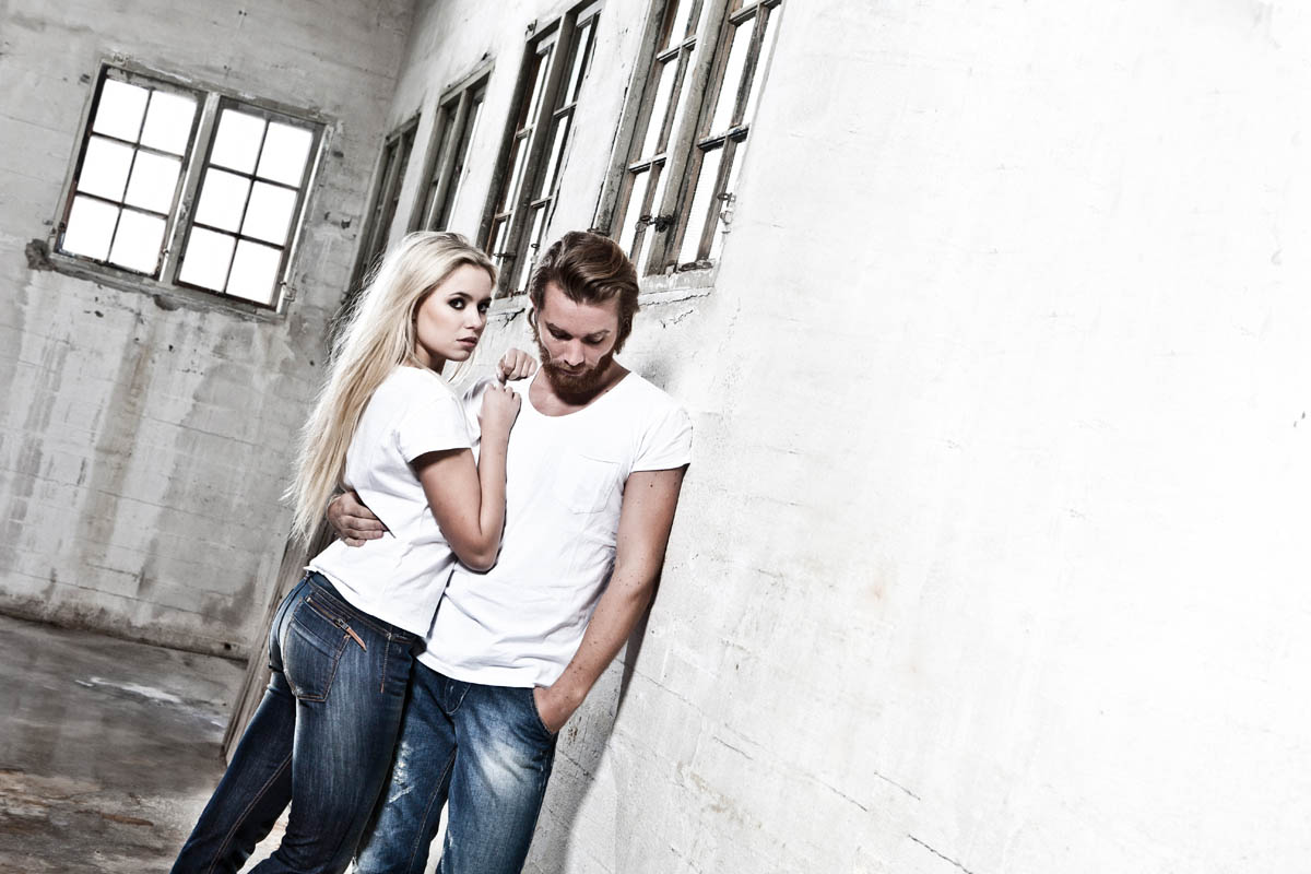 Jeans Kampagne for MY STAR DENIM A/S